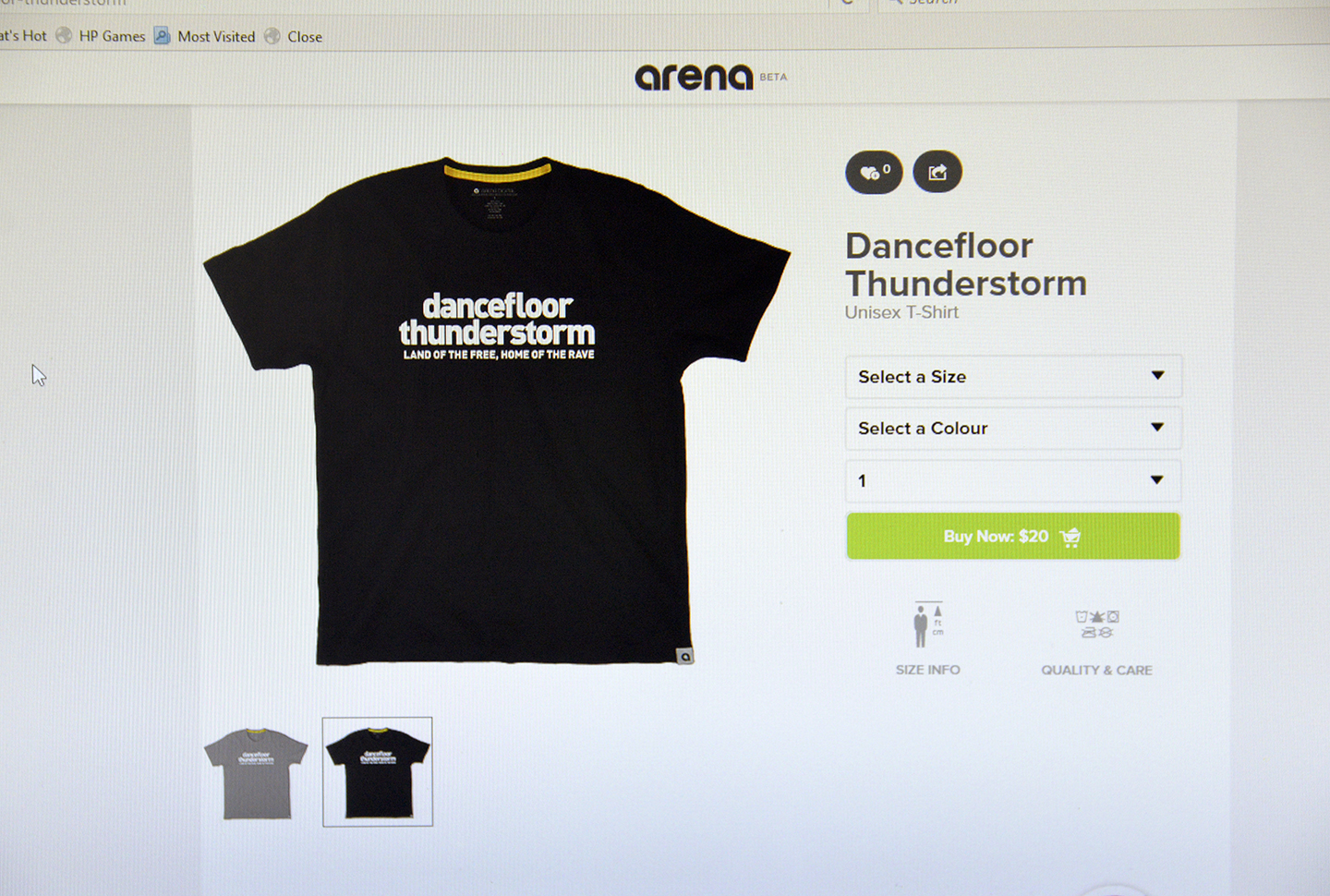 t-shirt Archives - DanceFloor Thunderstorm