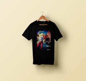 DFTS Mountain Girl t-shirt